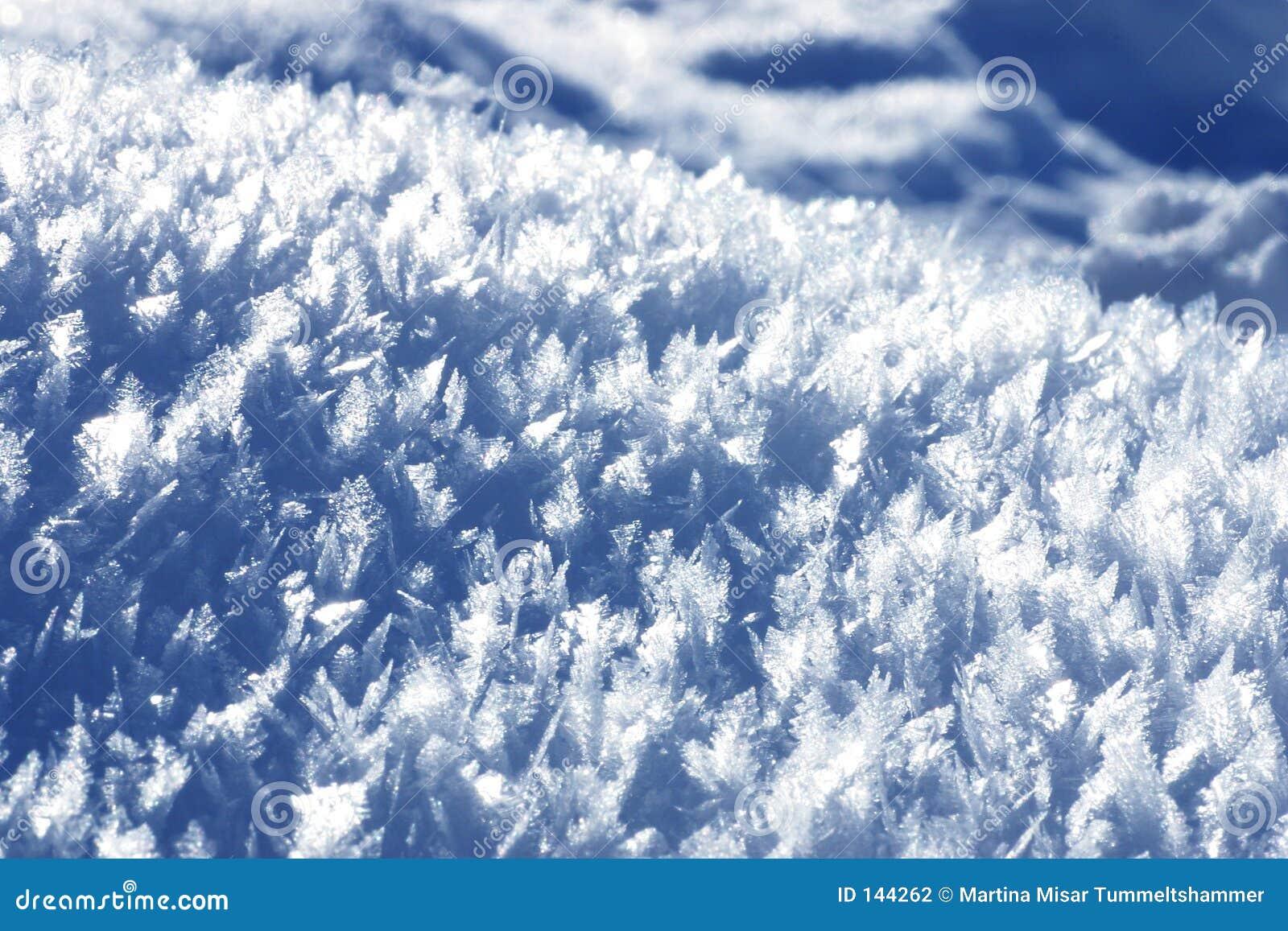 Kryształy śnieżni