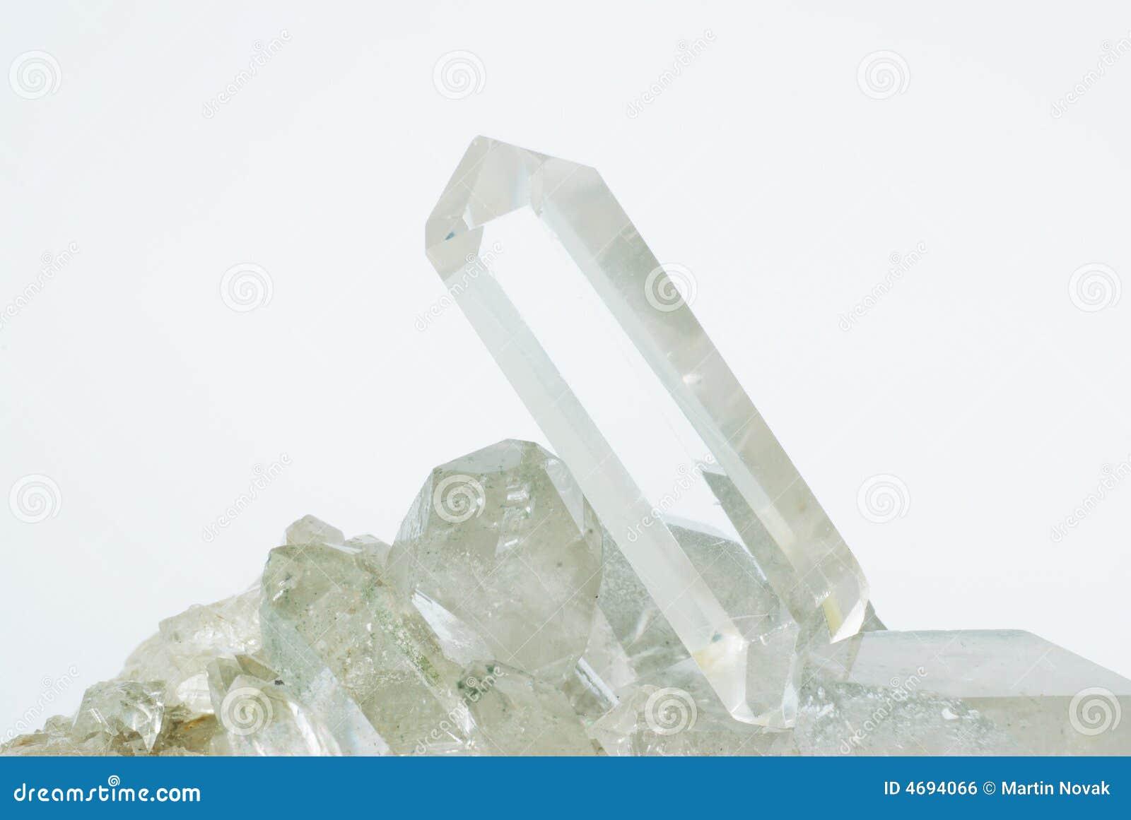 Kryształy kwarcowi
