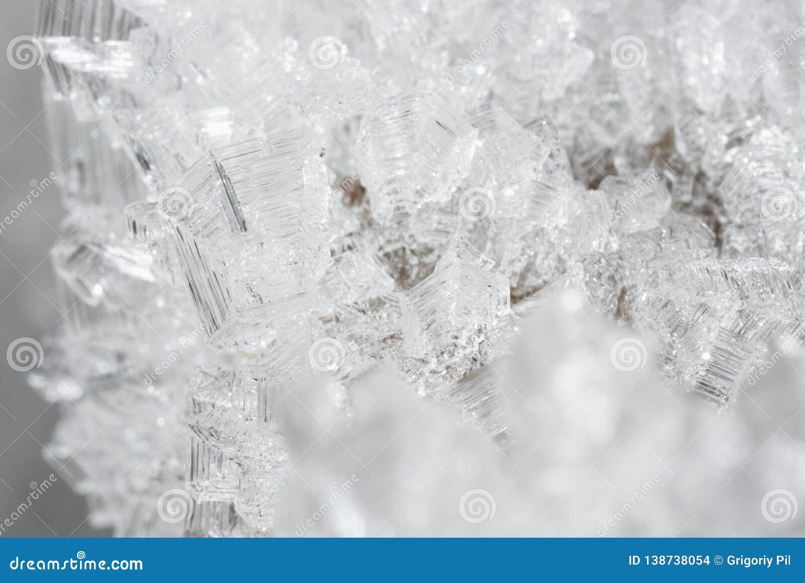 Kryształy lód