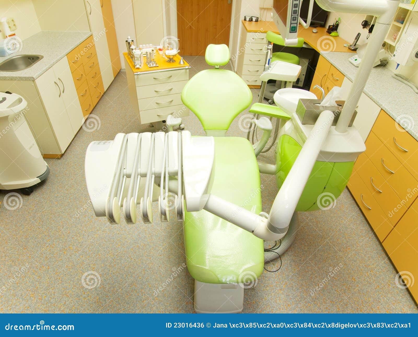 Krzesła nowożytny stomatologiczny