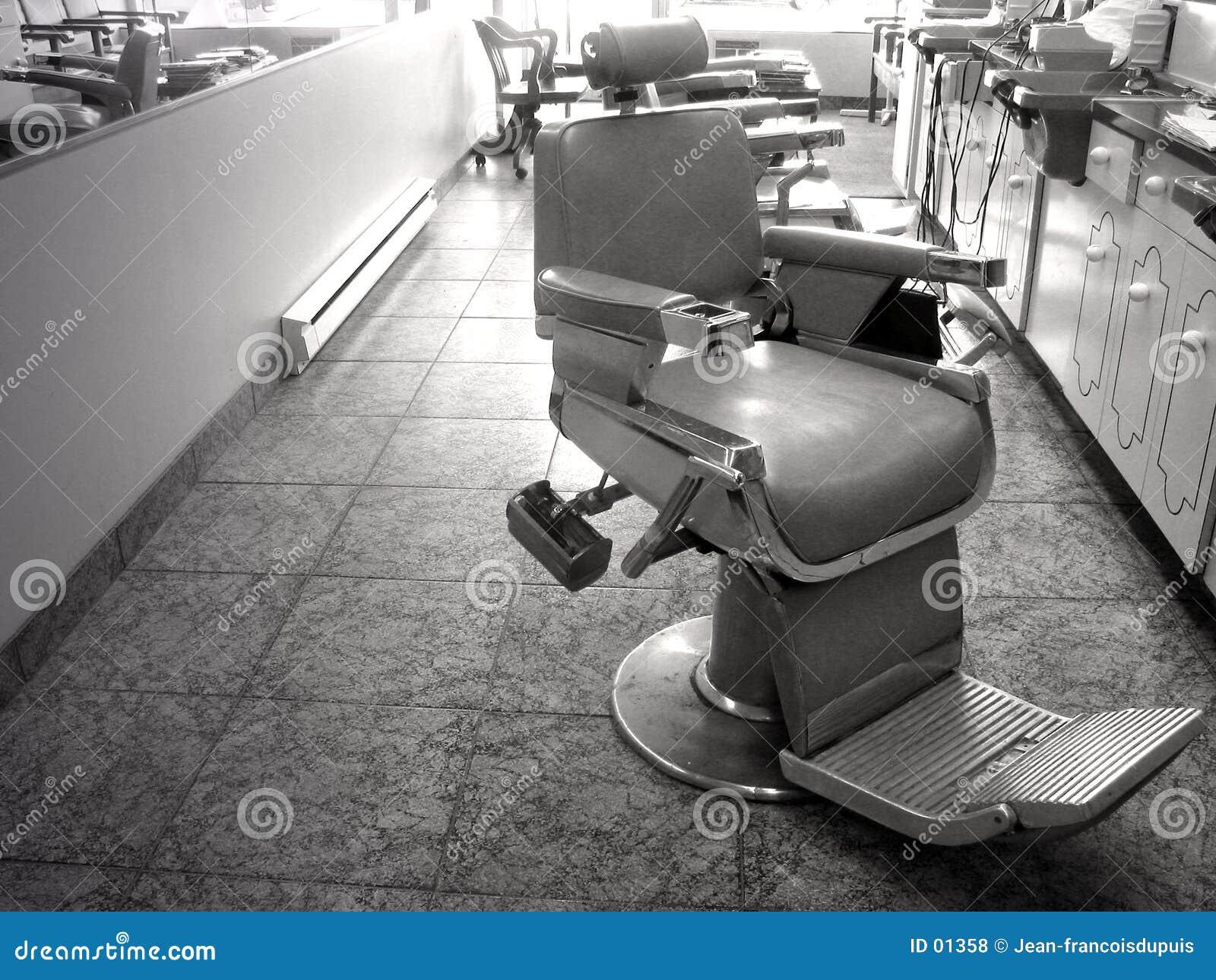 Krzesło fryzjerskie