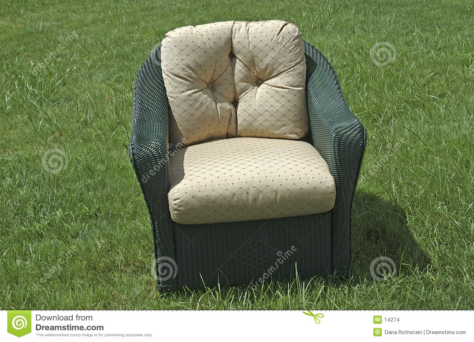 Krzesła ogrodowe wikliny