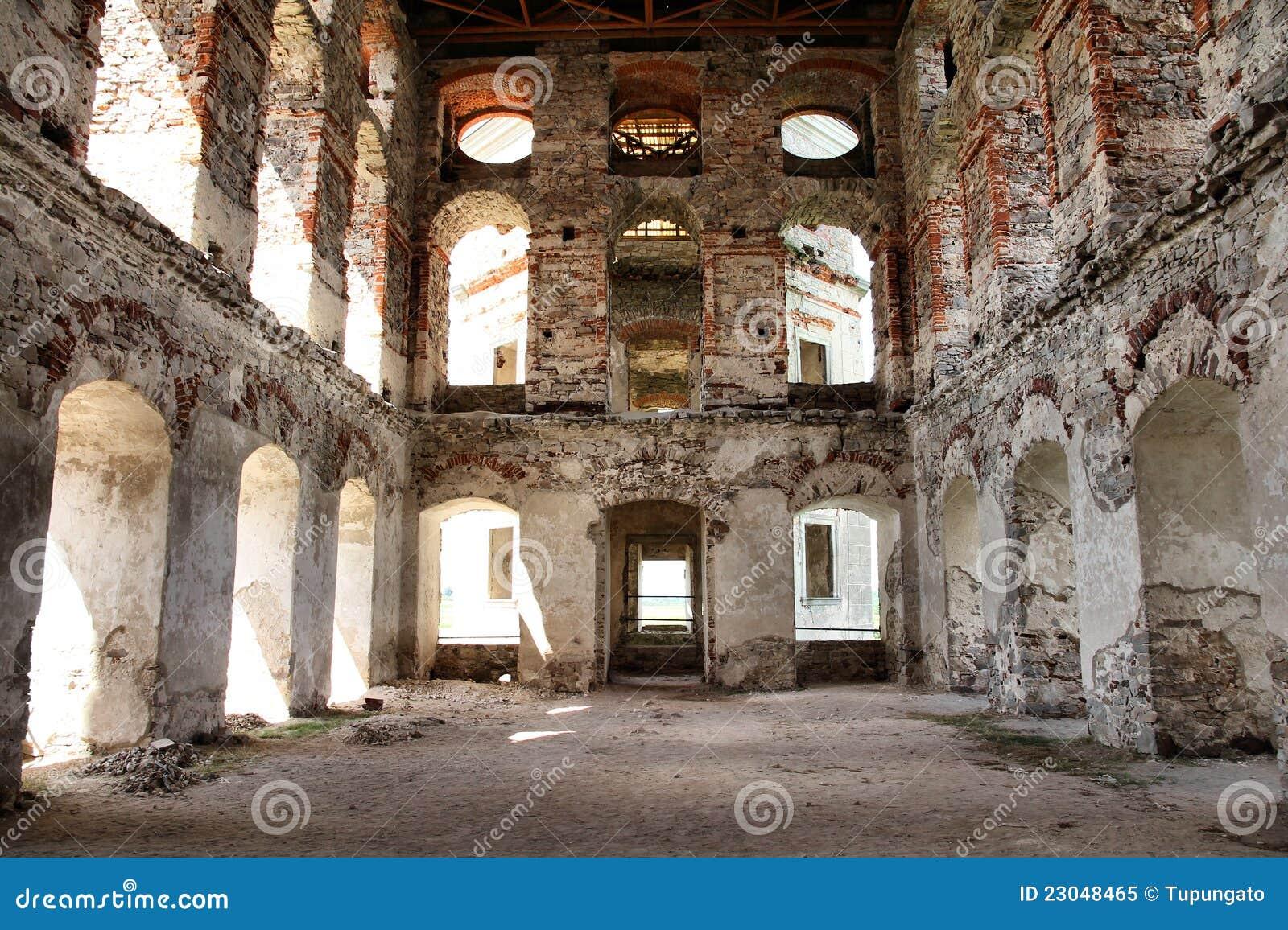 Krzyztopor Польша замока