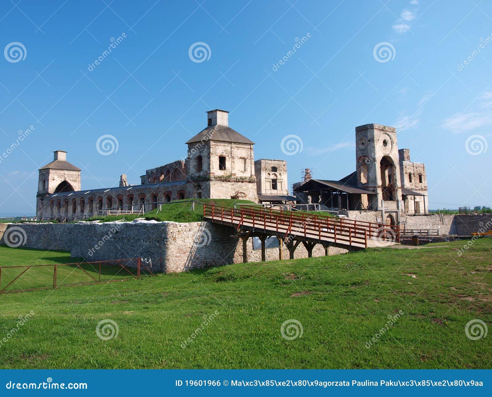 Krzyztopor castle, Ujazd, Poland
