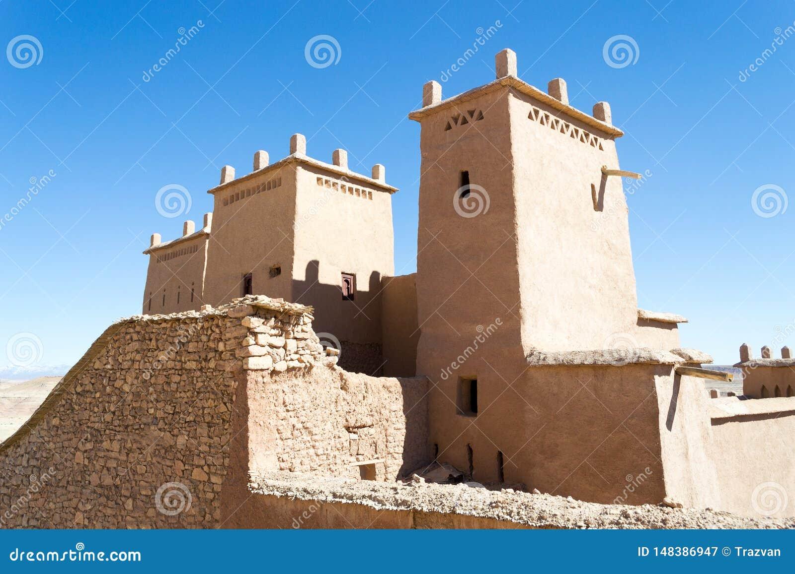 Ksar von AIT-Ben-Haddou, Marokko