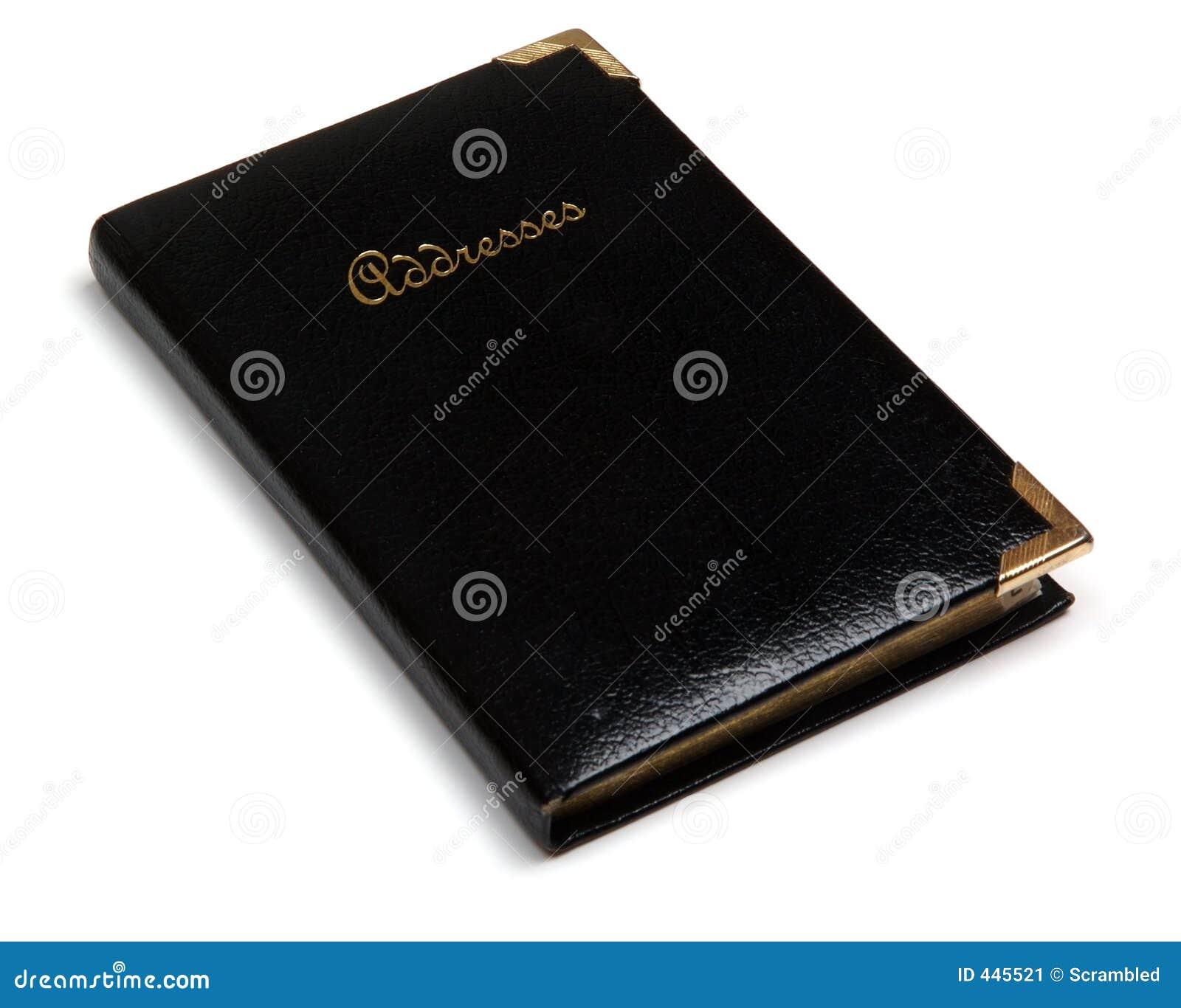 Książka adresowa