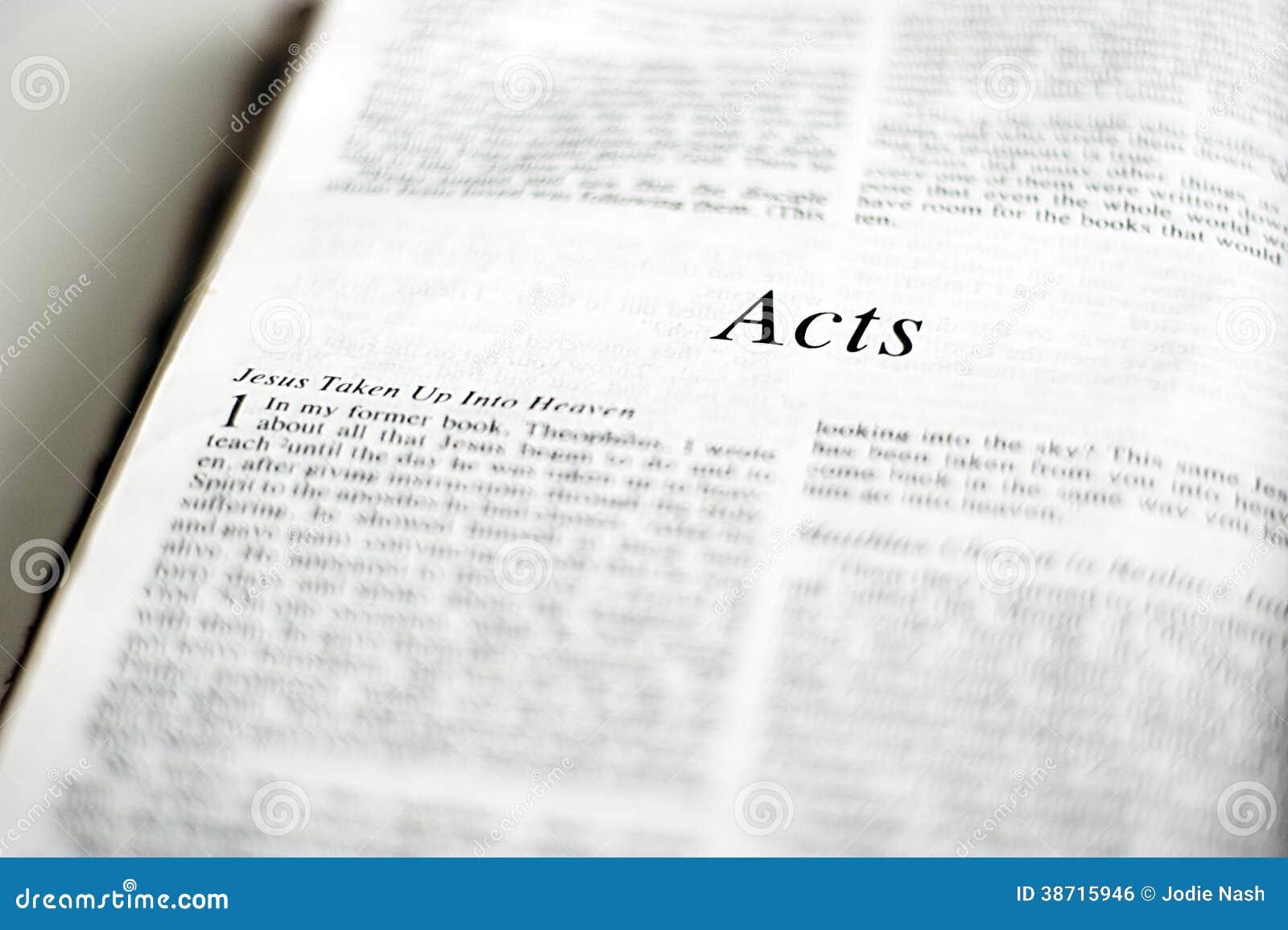 Książka akty
