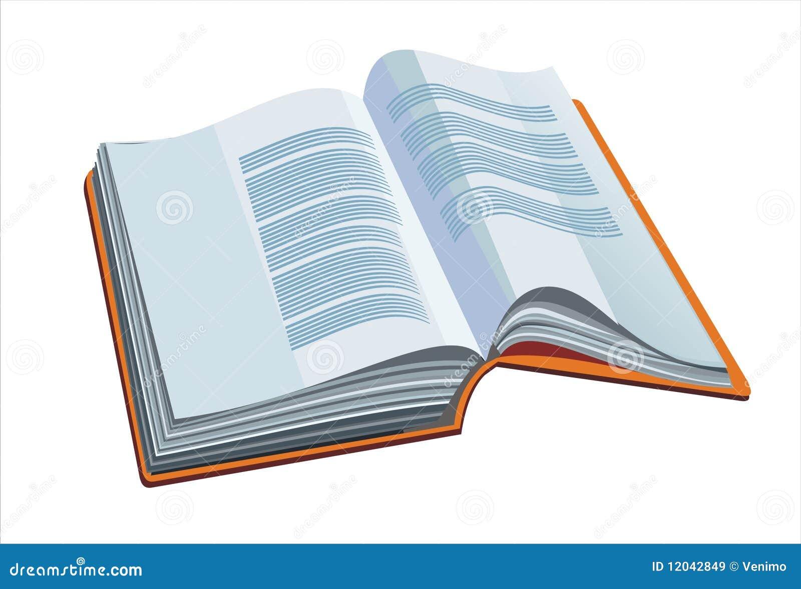 Książka otwierał