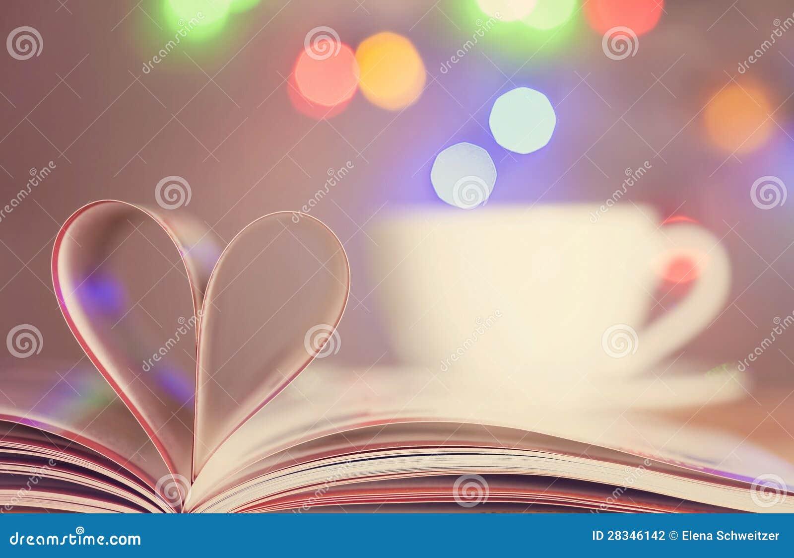 Książka z sercem