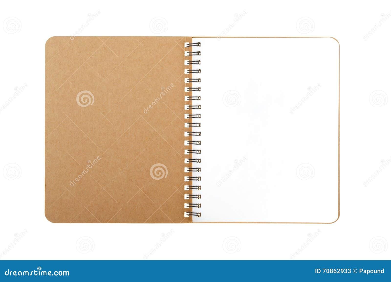 Książka z spirala drutem
