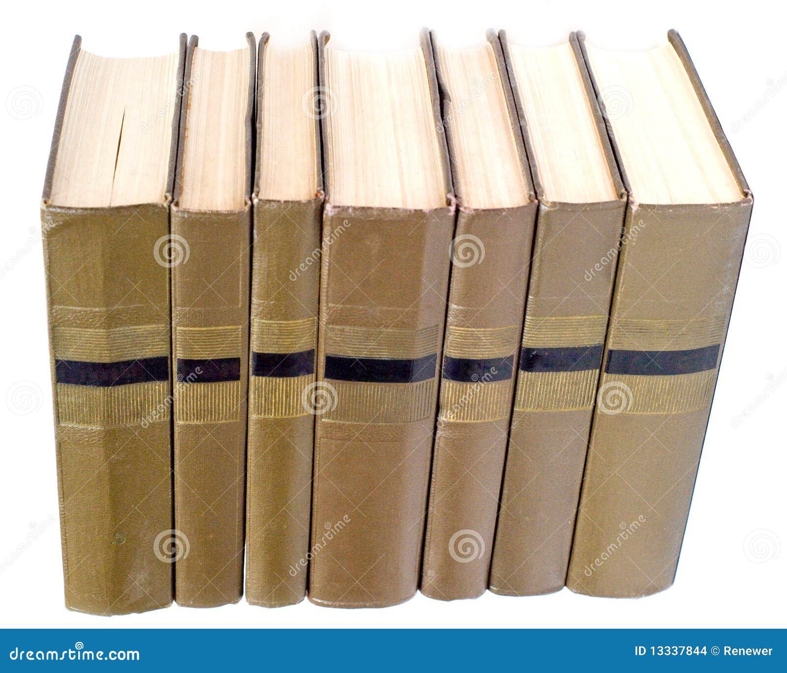 Książki odizolowywać wiosłują biel