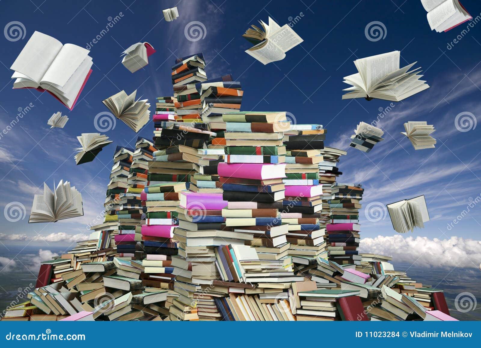 Książkowa góra