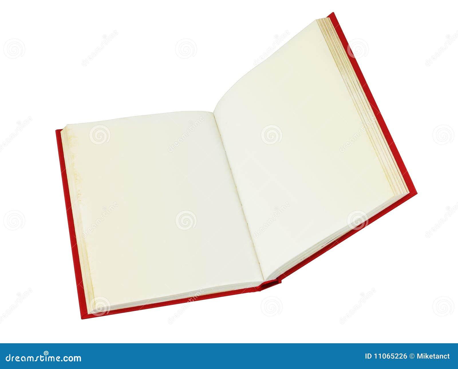 Książkowego ścinku otwarta ścieżka