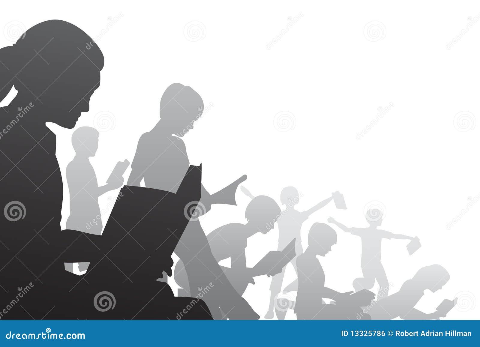 Książkowi dzieciaki