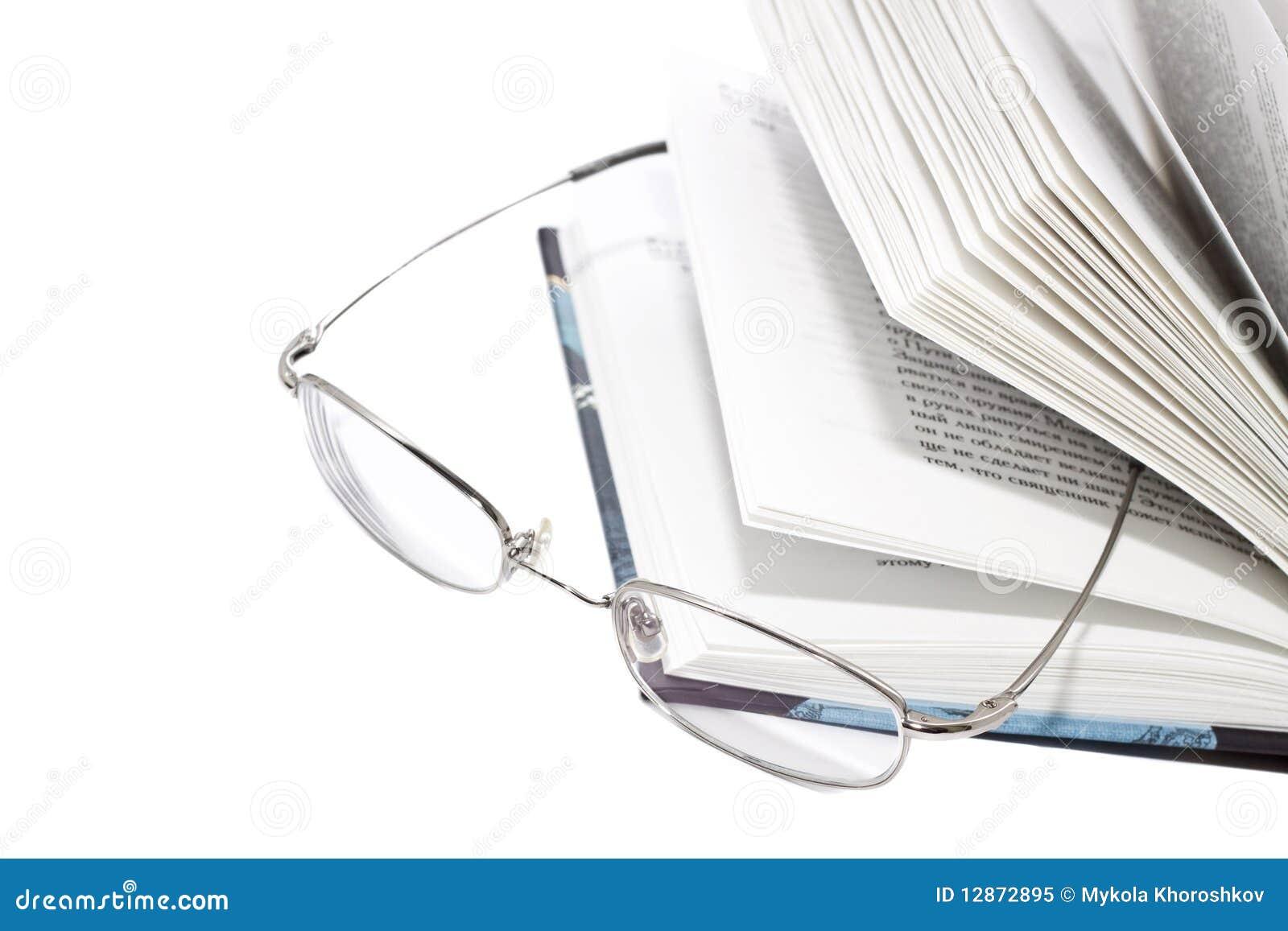 Książkowi szkła otwierają