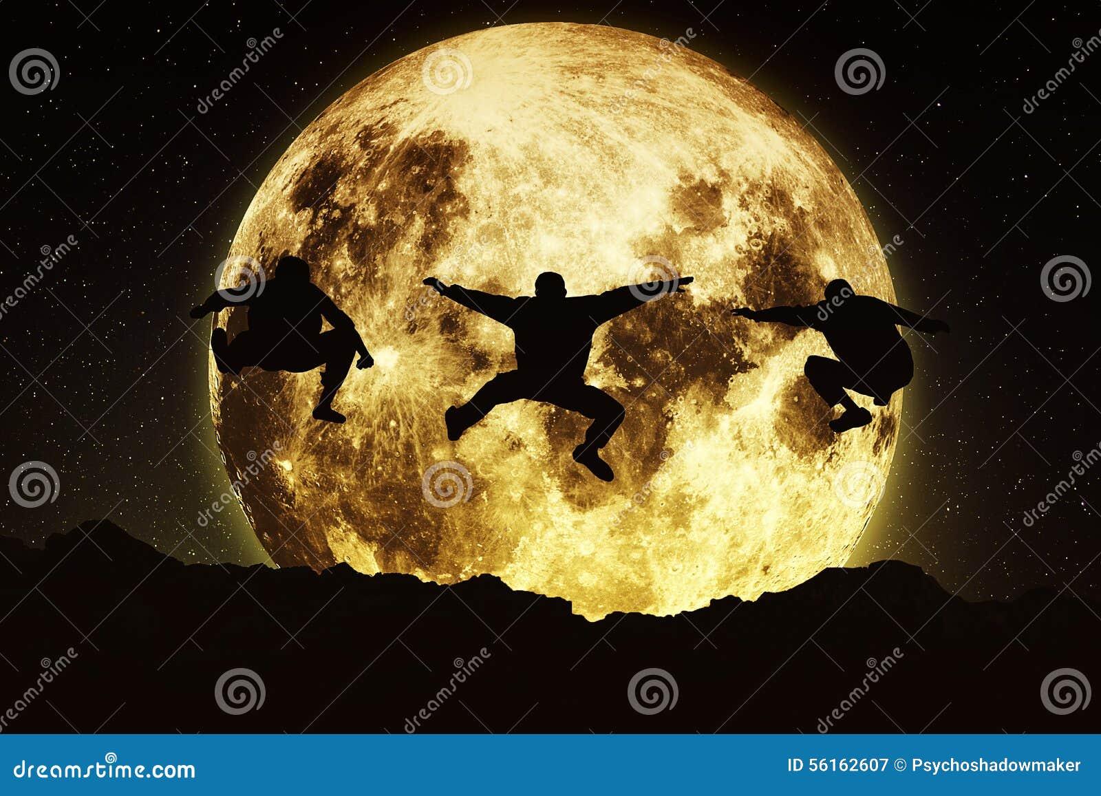 Księżyc freeruners