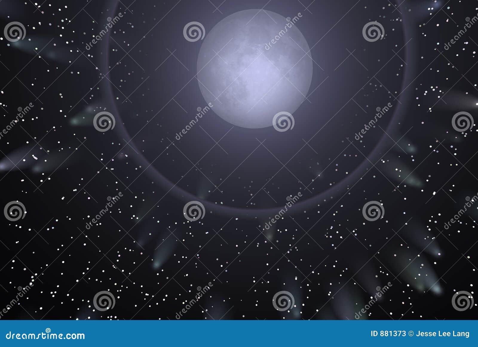 Księżycu, gwiazdach