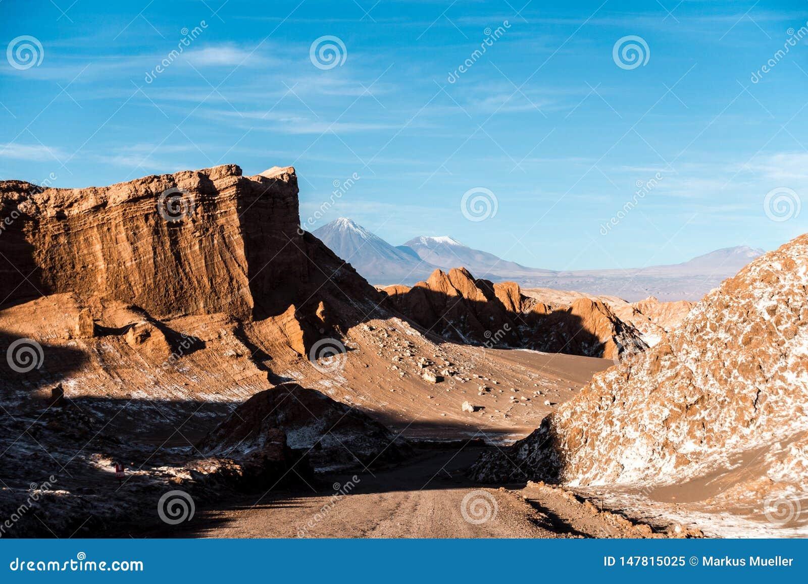 Ksi??yc dolina, Atacama, Chile
