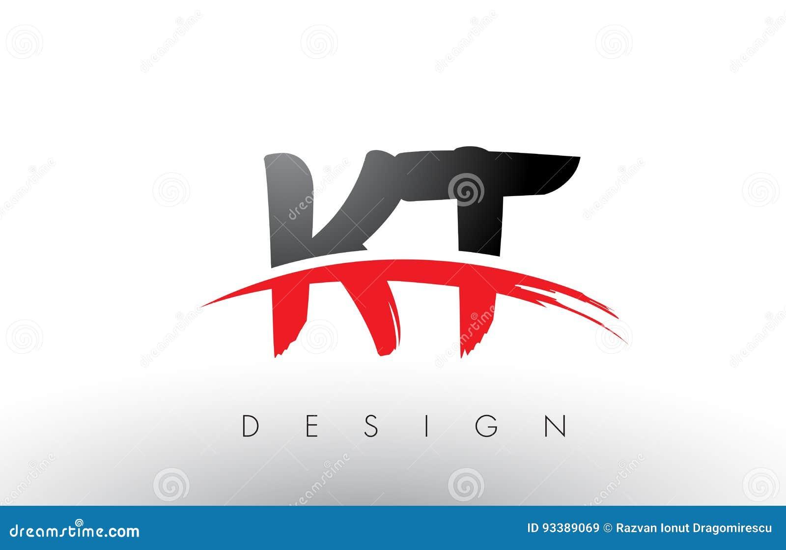 Kt Logo Design