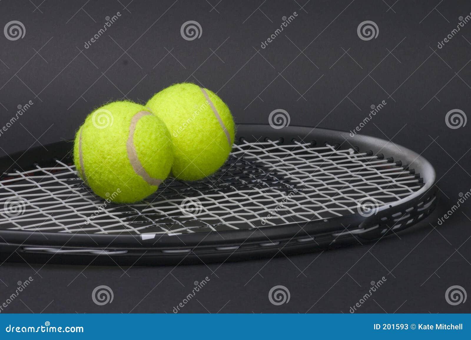 Ktoś tenisa