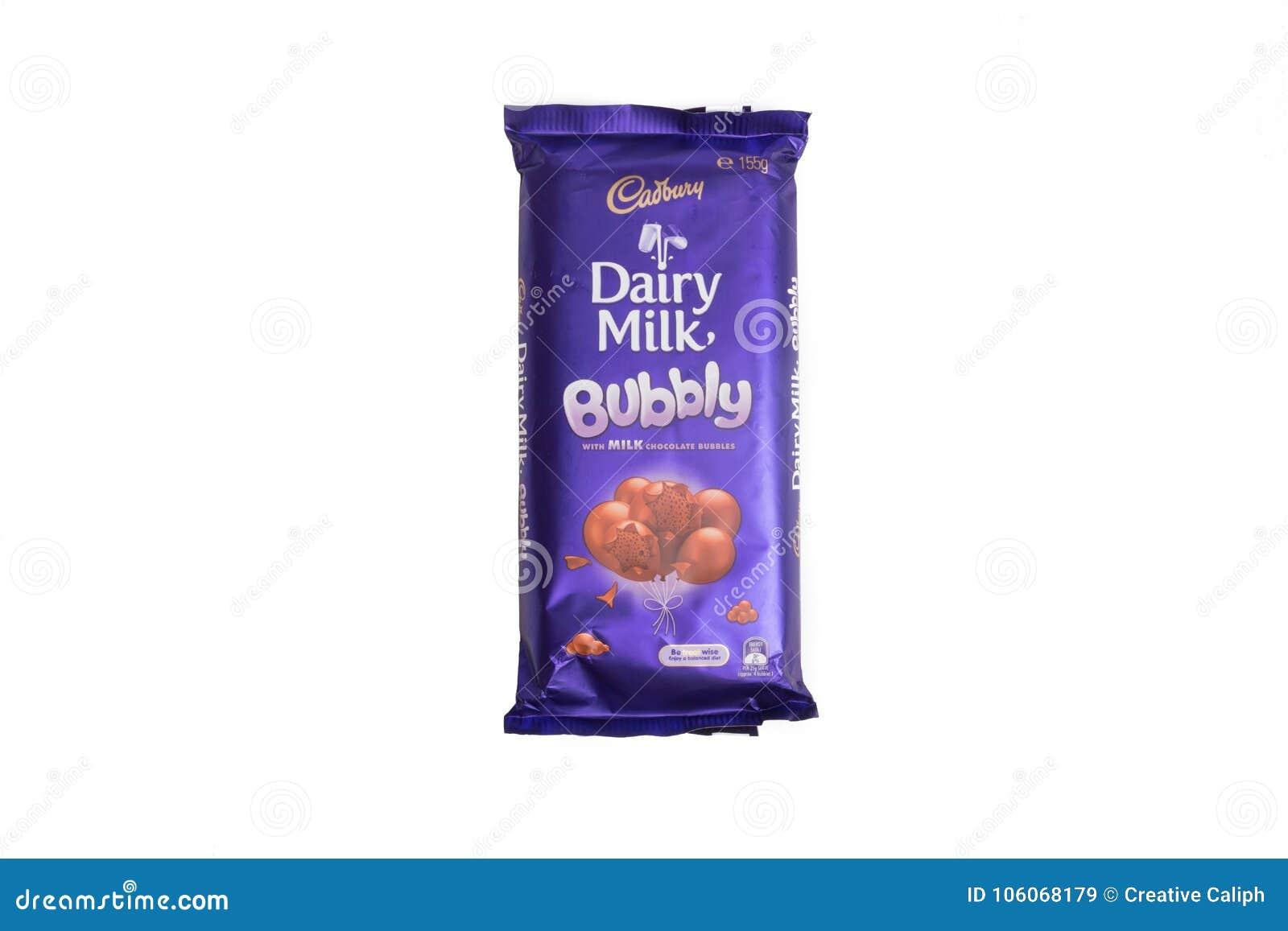 KUALA LUMPUR, MALAYSIA - DECEMBER 15TH, 2017  Cadbury