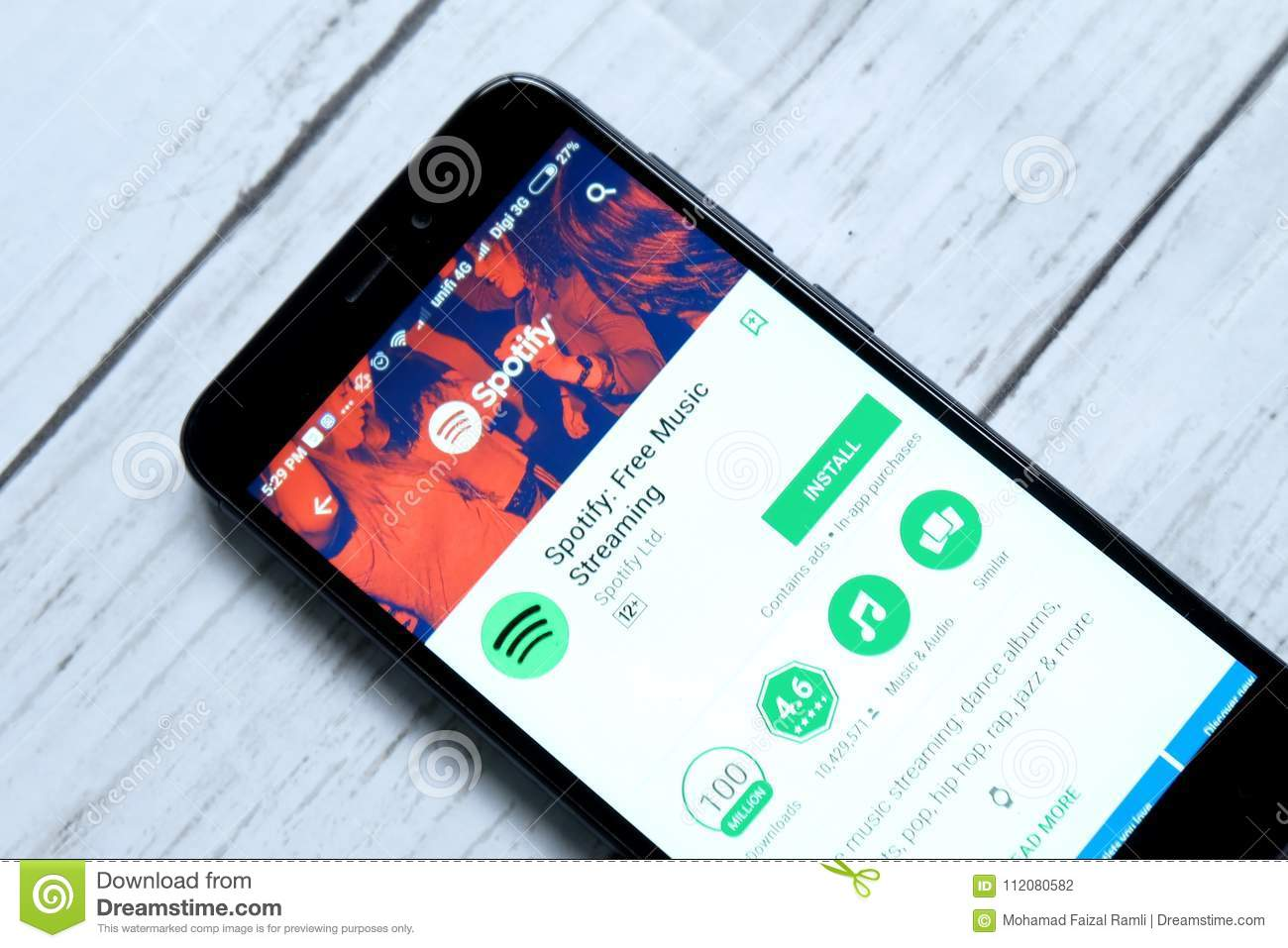 play store app download free music