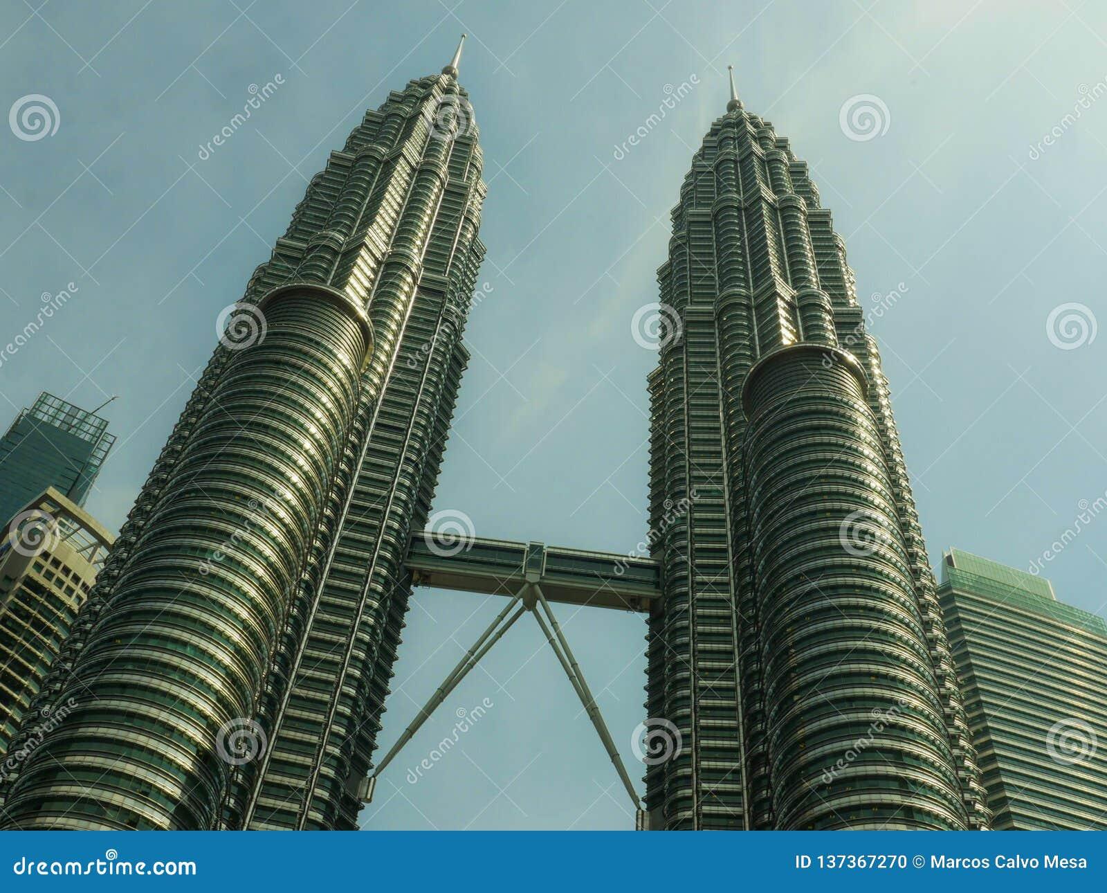 Kuala Lumpur Malaysia 2019 View Of The Impressive