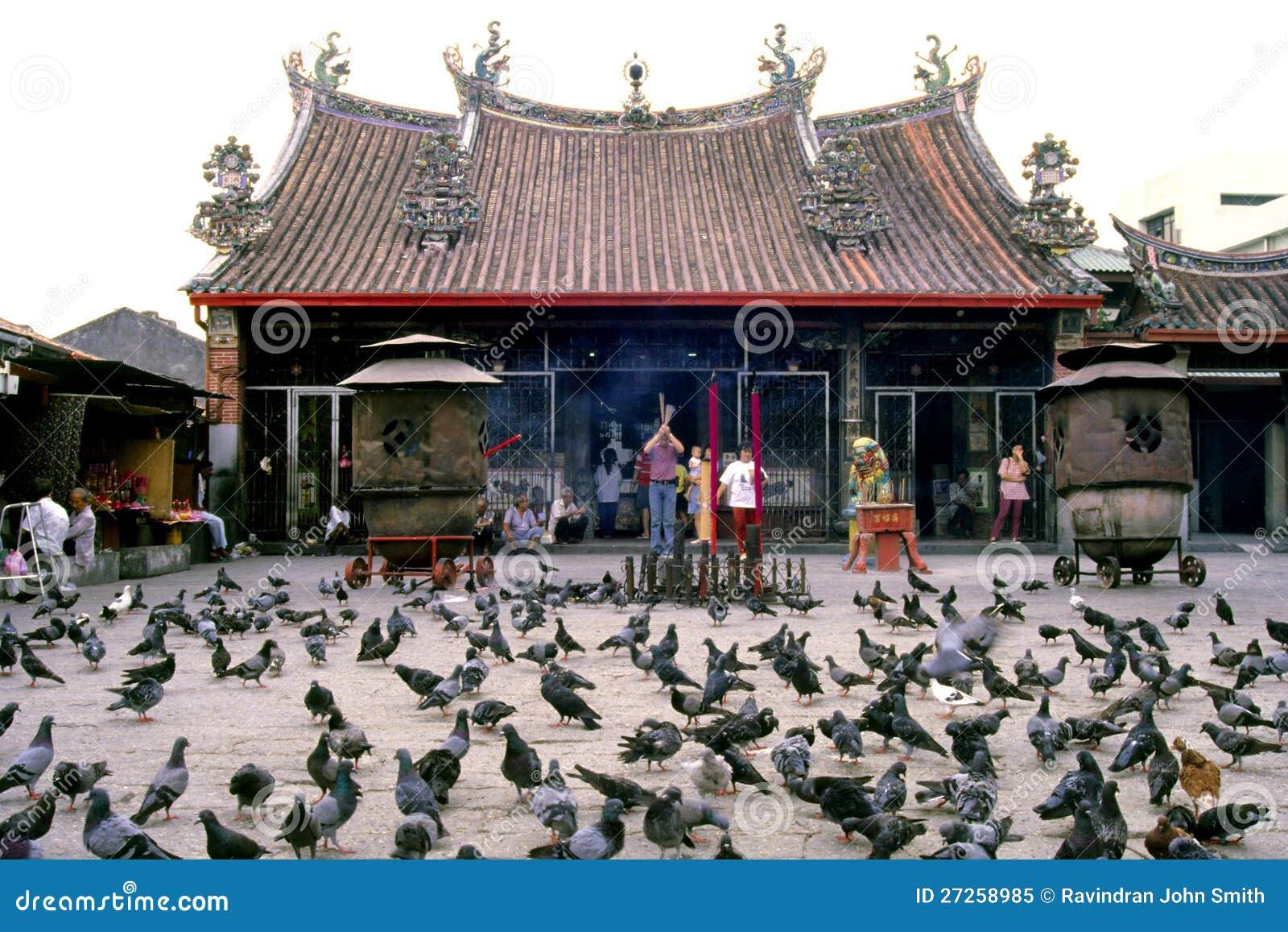 Kuan Yin Teng tempel