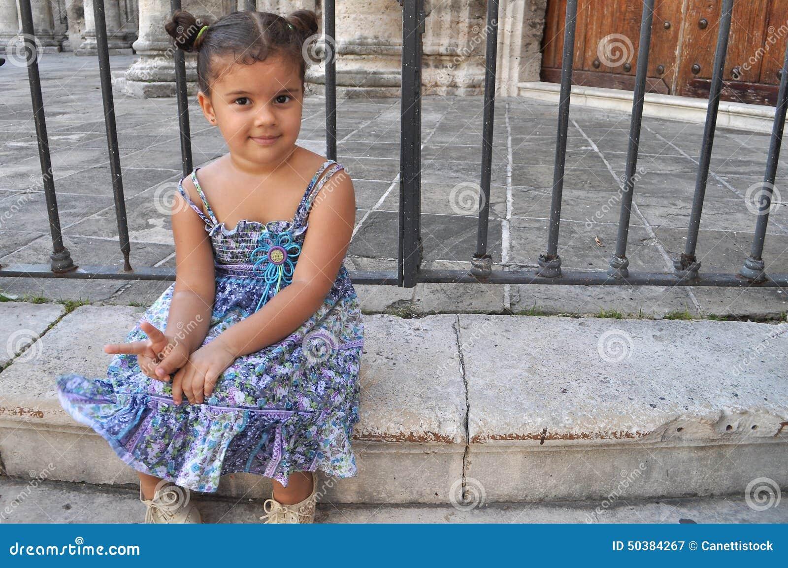 Kubańska dziewczyna