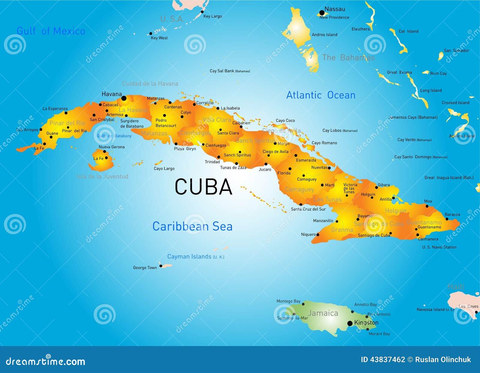 Kuba kraj