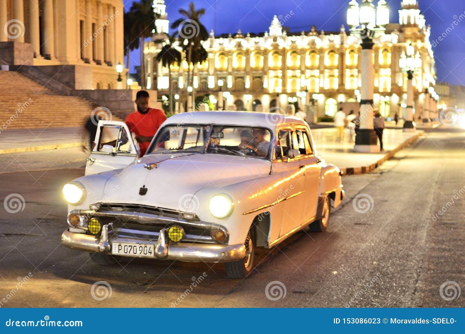Kuba och bilar II