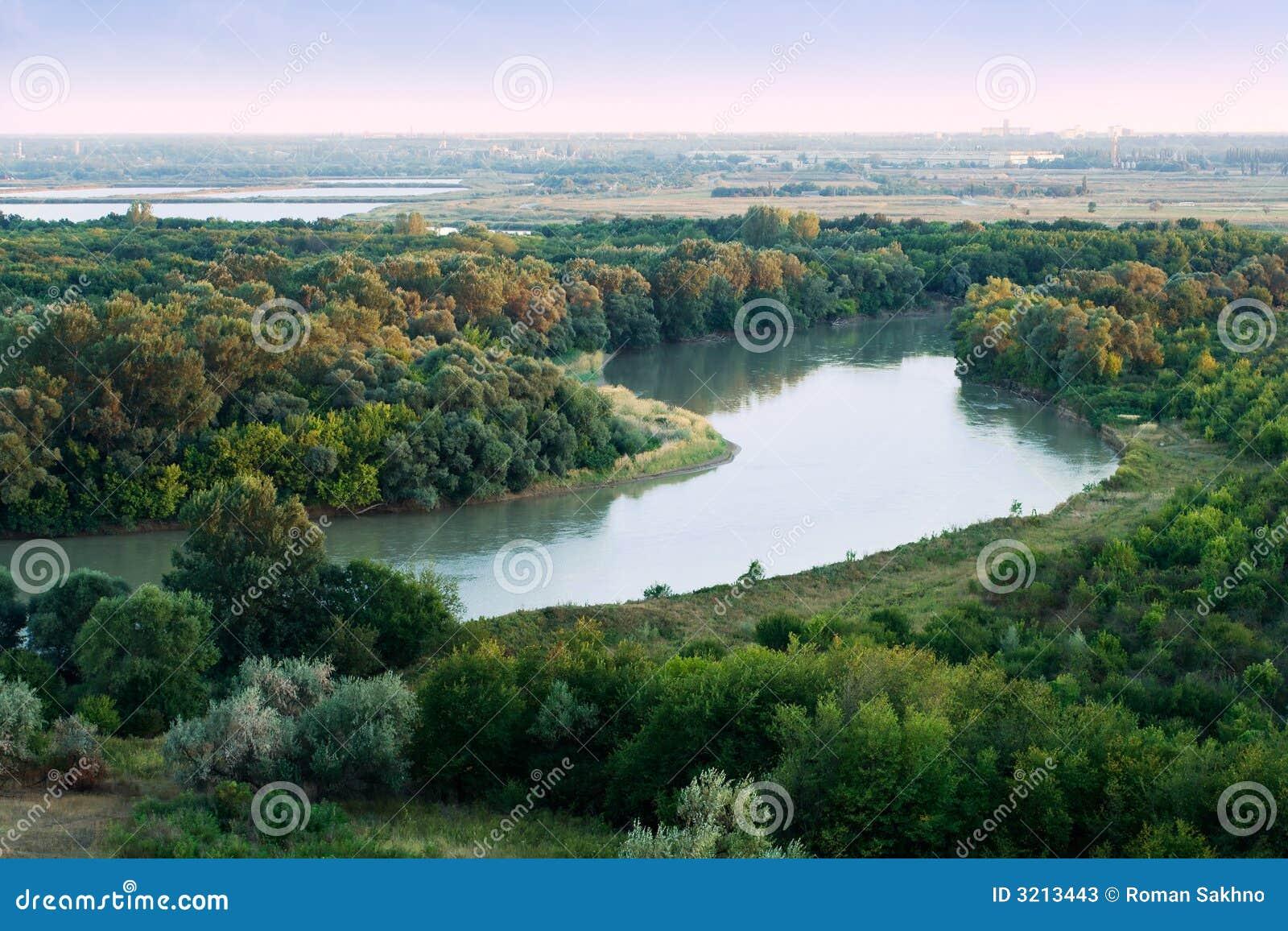 Kuban river picture: kuban river 3213443
