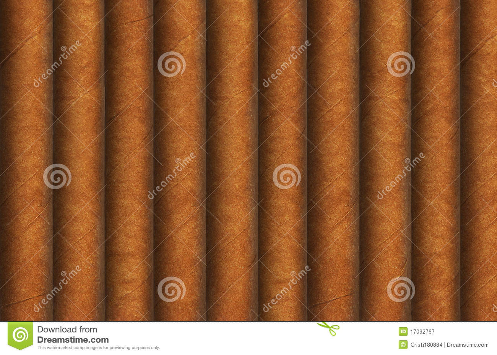 Kubanische Zigarrebeschaffenheit