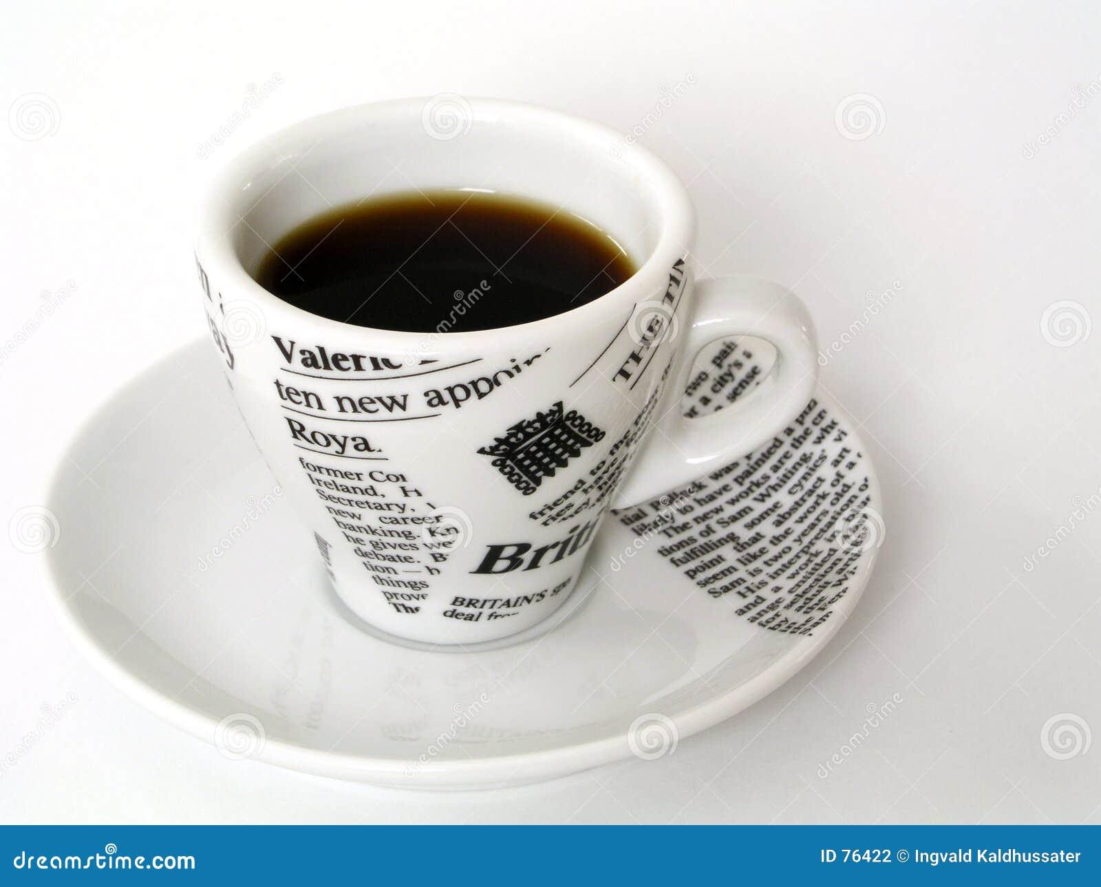 Kubek kawę