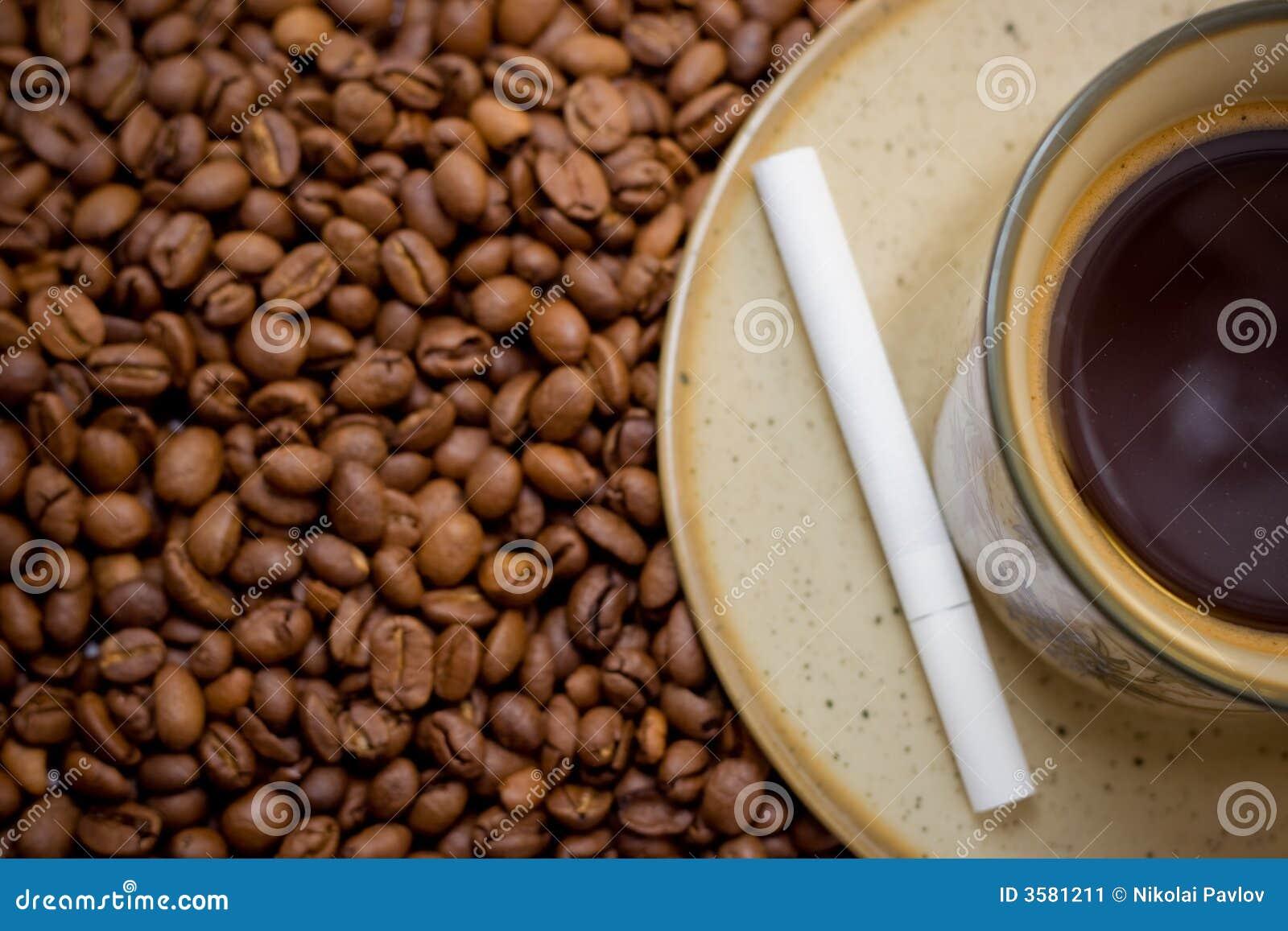 Kubek papierosowa
