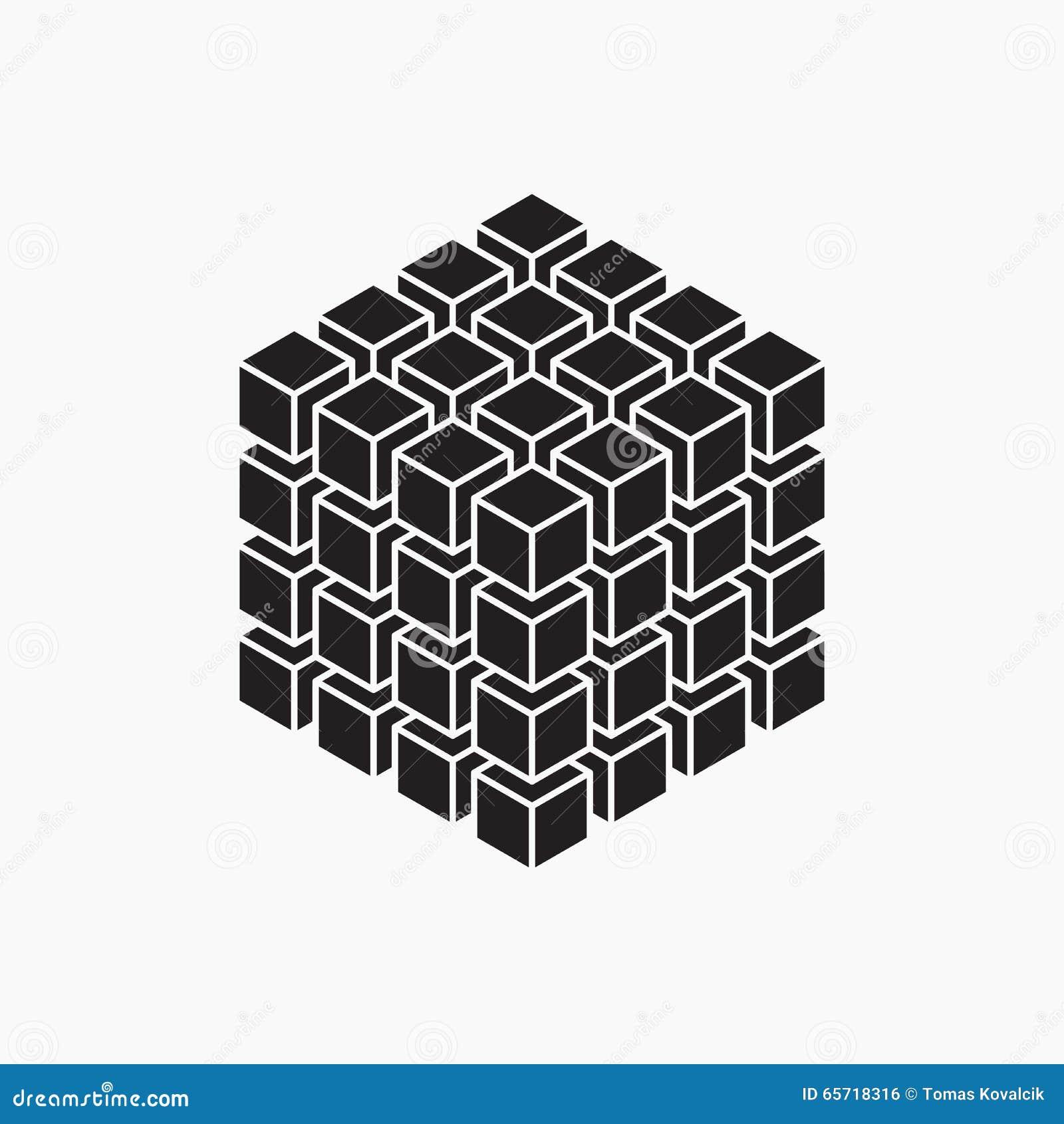 Kubus, geometrisch element