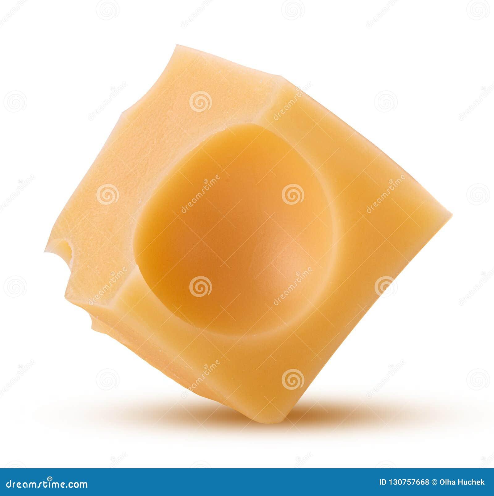 Kubus van kaas
