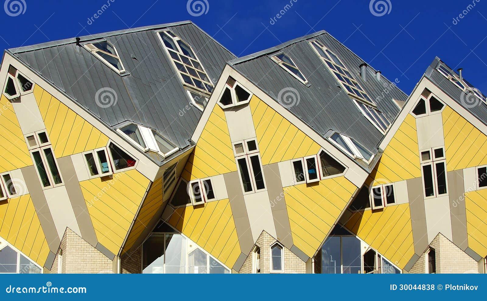 #B3901823651412 Kubuswoningen Of De Huizen Van De Kubus In Rotterdam. Redactionele  Meest effectief Architectuur In Nederland 795 behang 1300821795 afbeeldingen