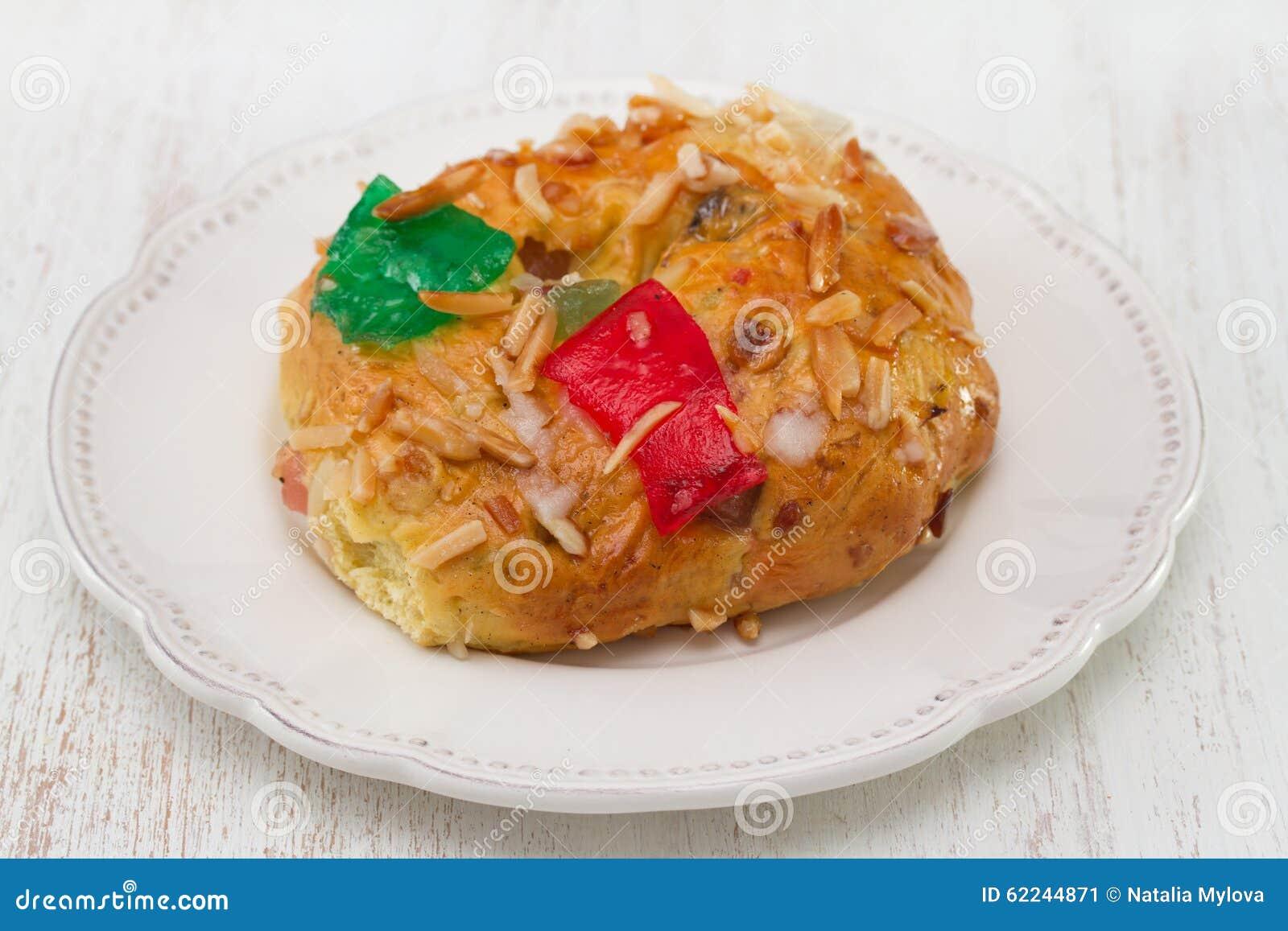 Kuchen Mit Trockenen Fruchten Und Nussen Stockbild Bild Von Mandel