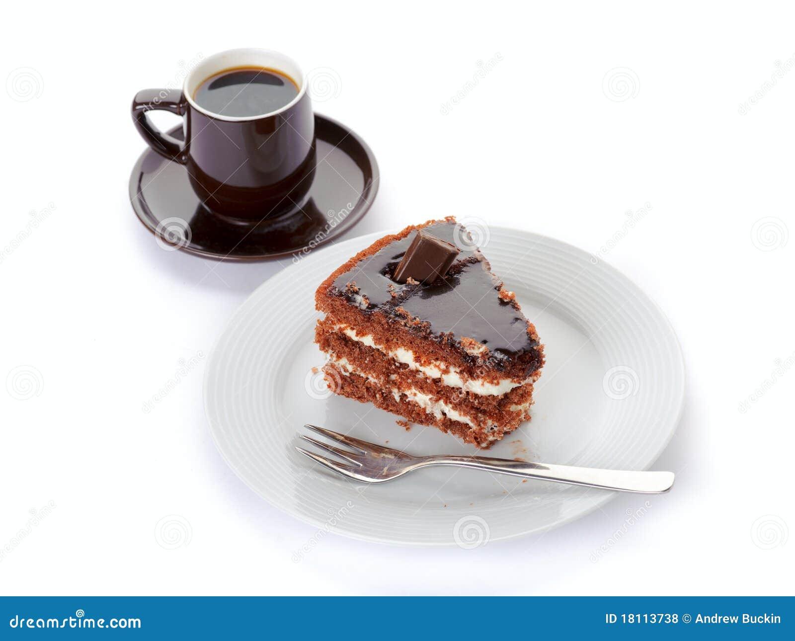 kuchen und kaffee lizenzfreie stockfotos bild 18113738. Black Bedroom Furniture Sets. Home Design Ideas