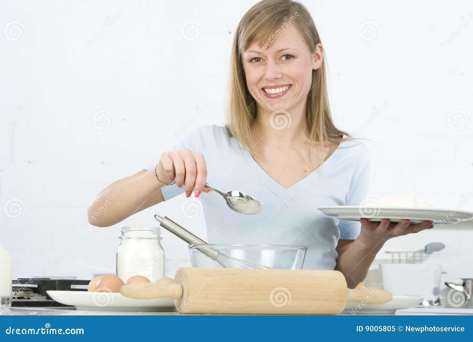 Kuchenna kobieta