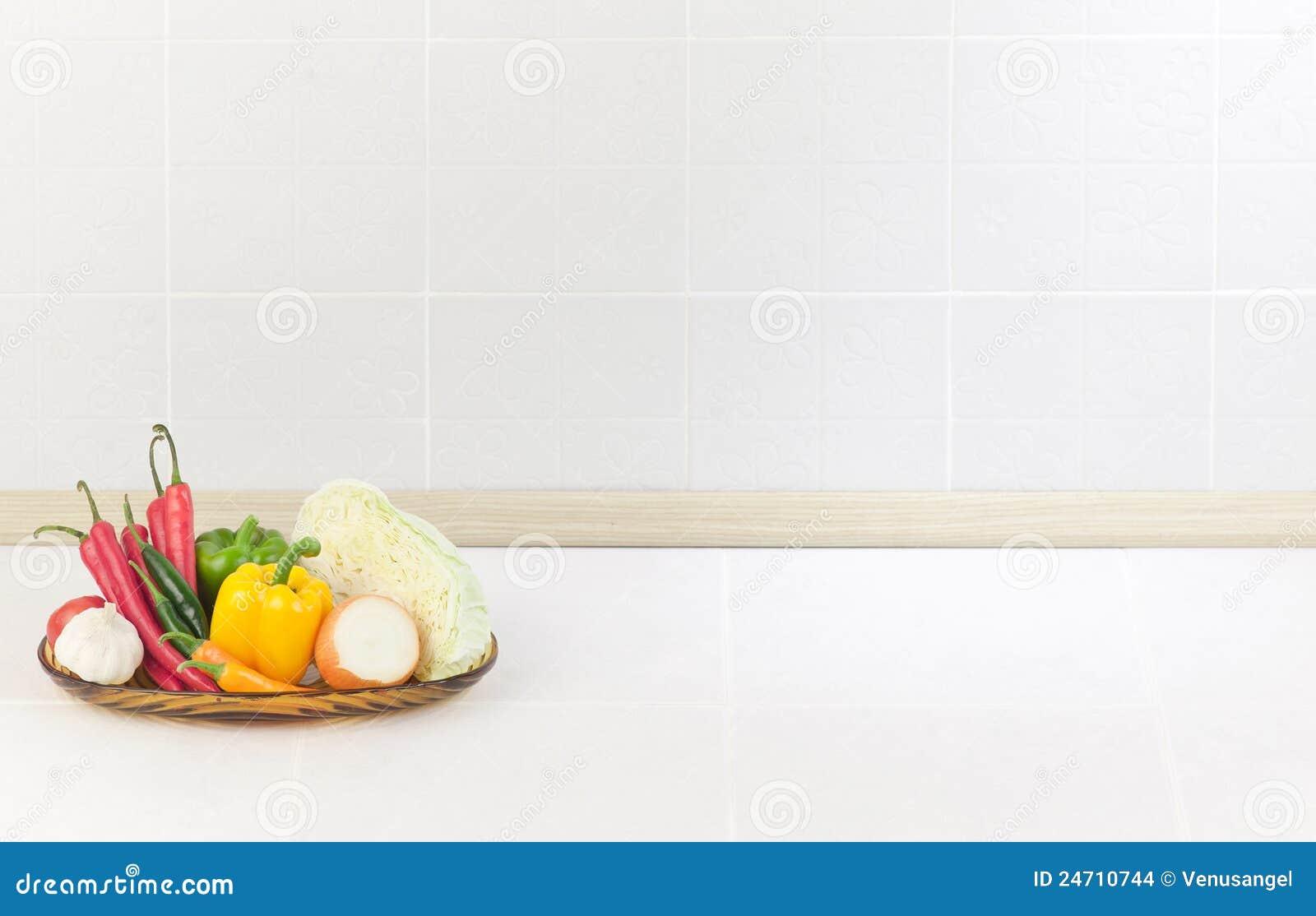 Kuchni pusta przestrzeń