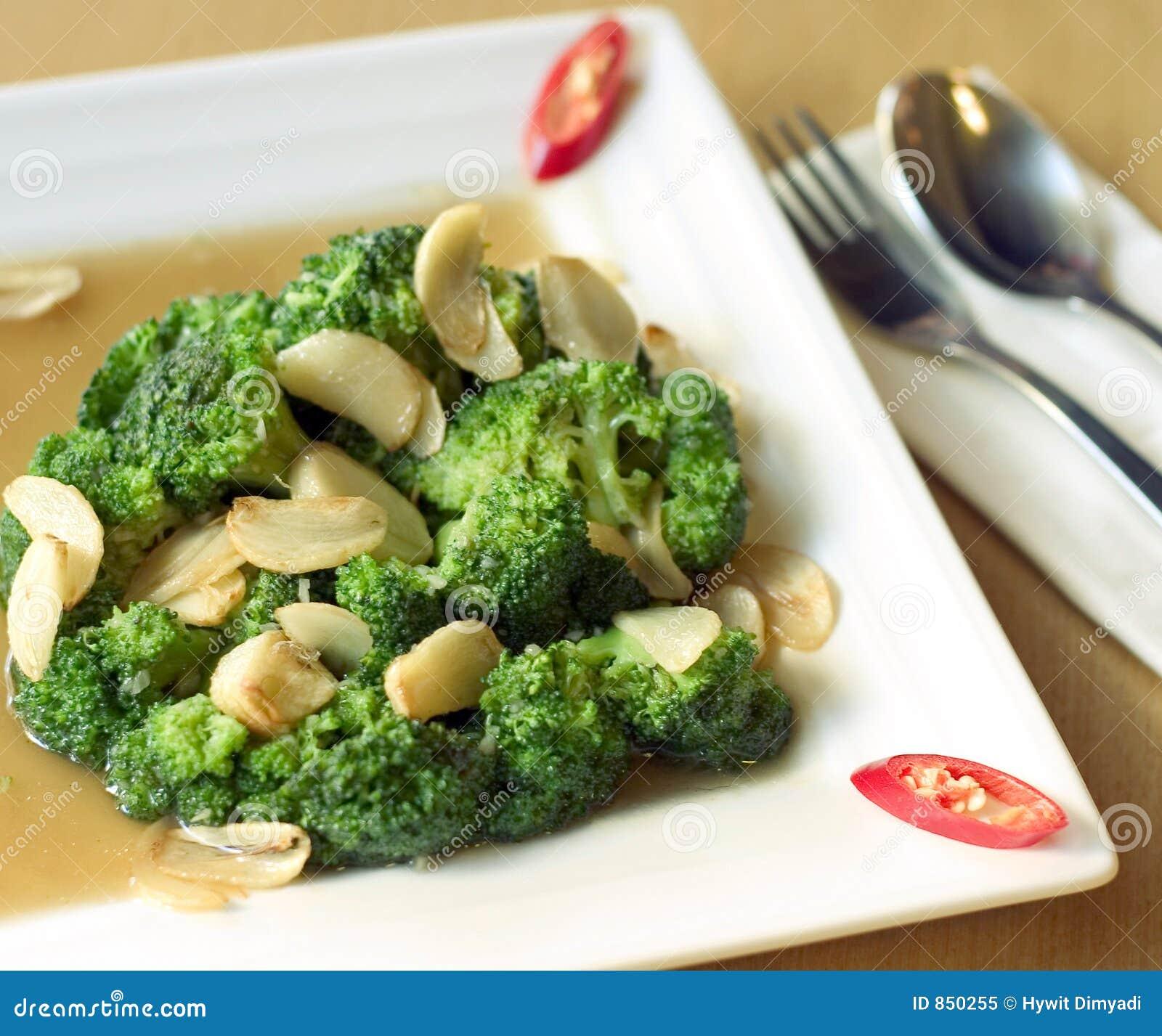Kuchnia brokuł zdrowa.