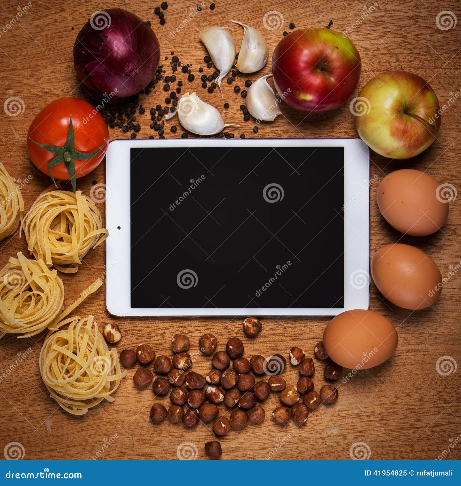Kuchnia Pastylka i jedzenie
