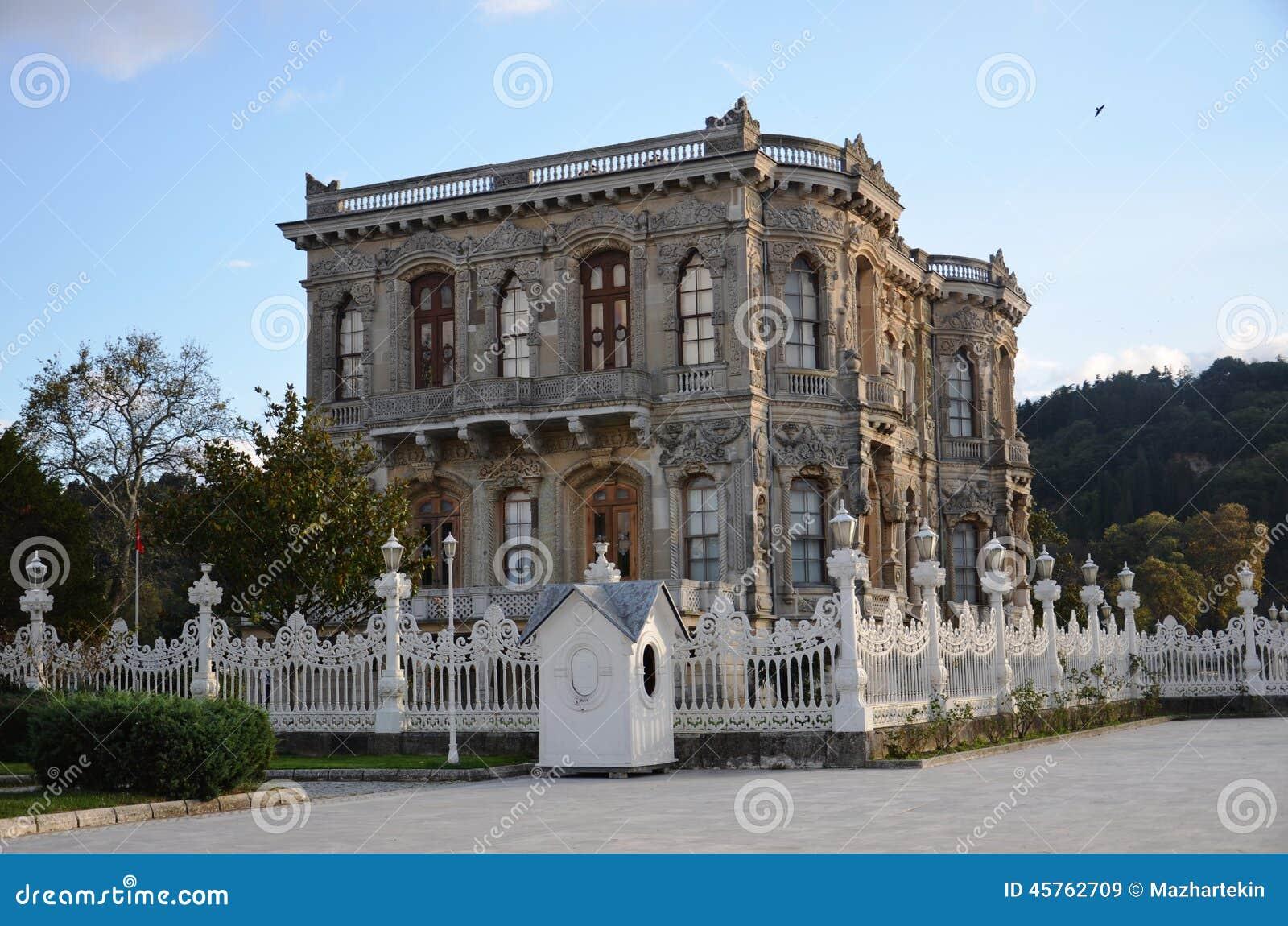 Kucuksu Pavilion, Istanbul, Landscape Full Of History ...