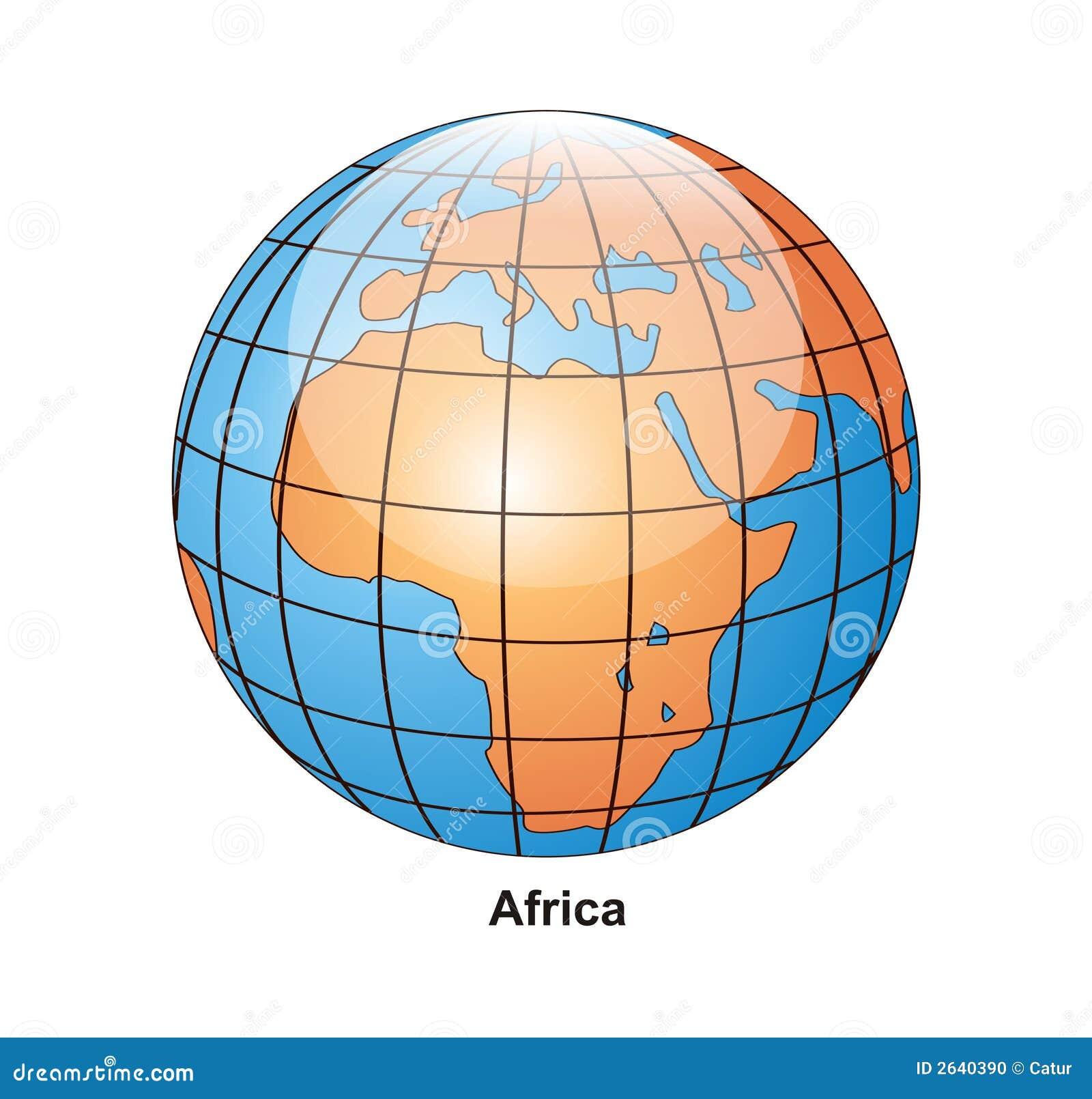Kugel Afrika