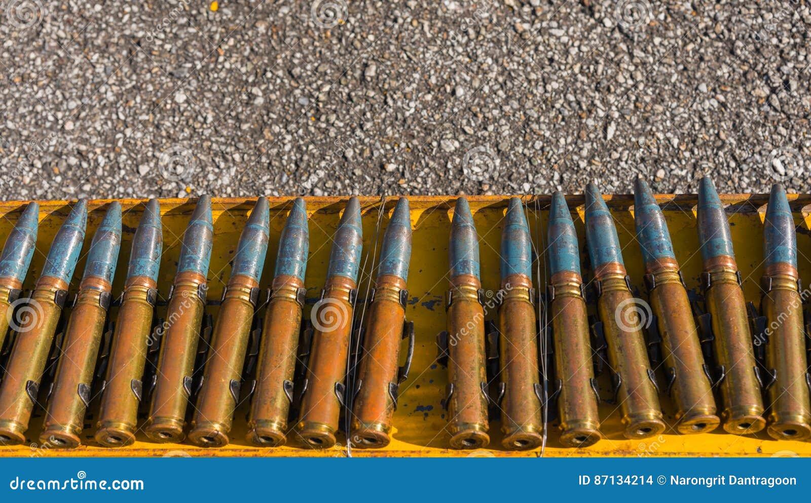 Kugellinie auf Stahlgestell