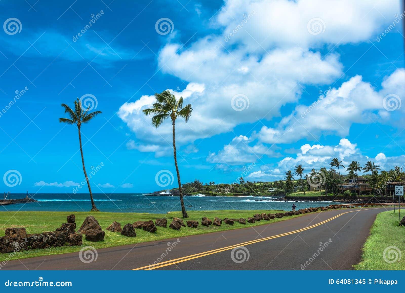 Kukuiula-Bucht in Maui, Hawaii