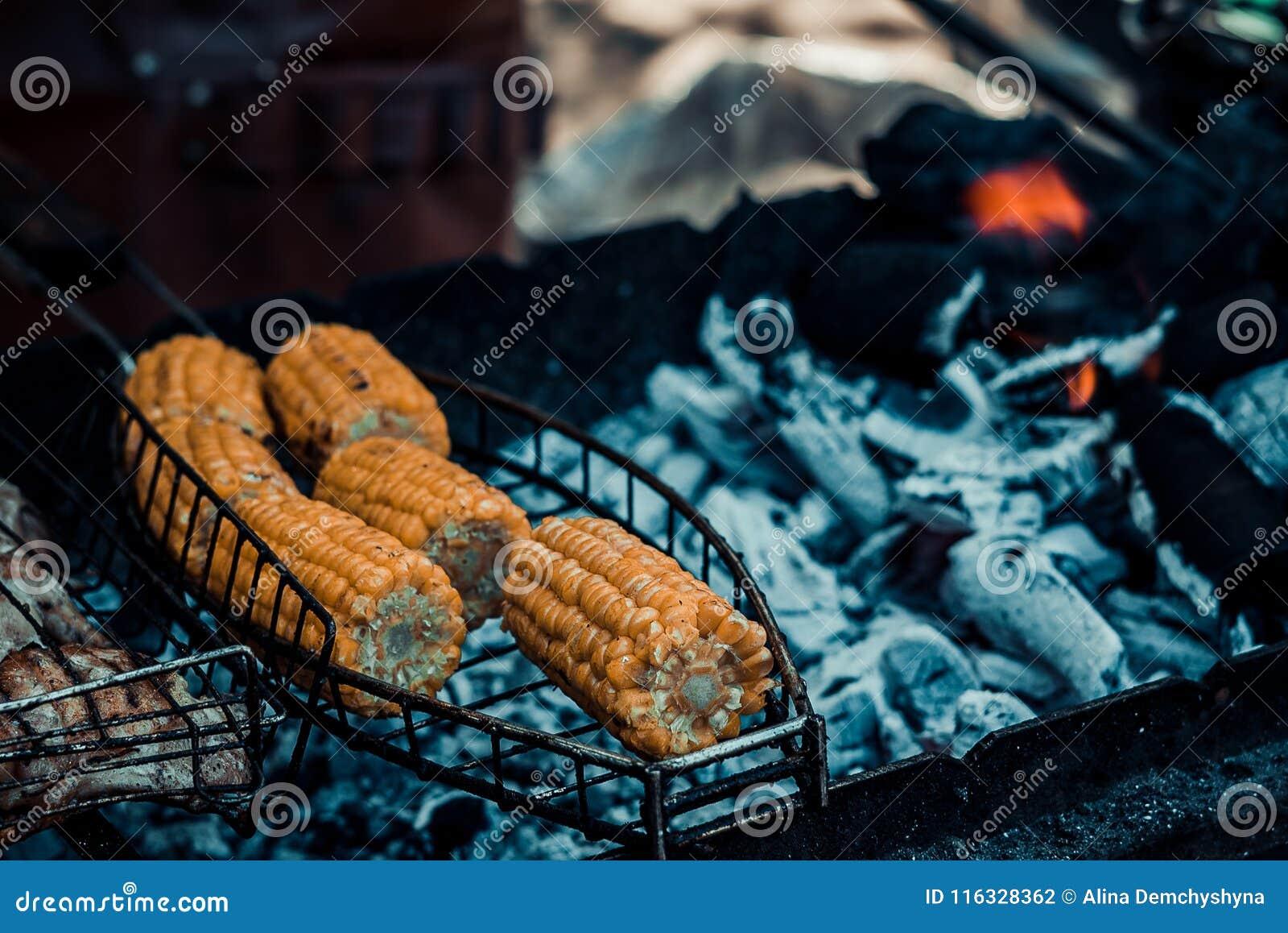 Kukurudza na grillu