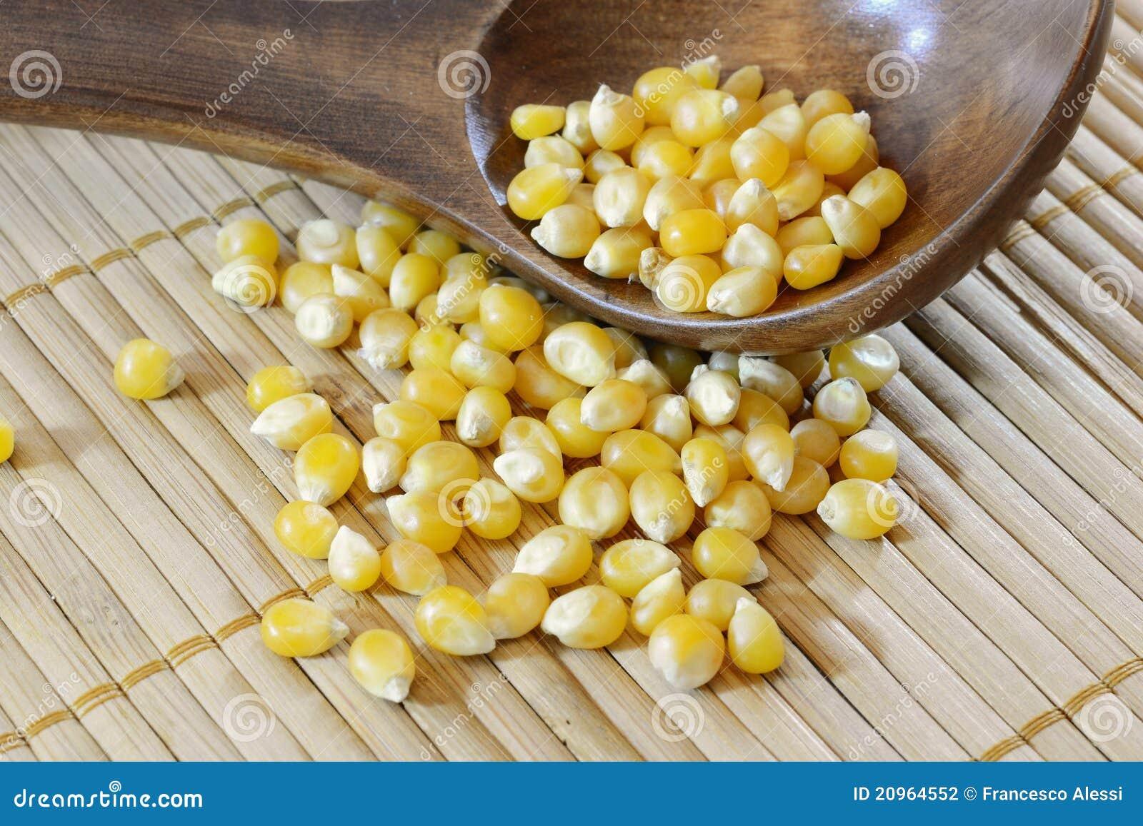 Kukurydzani ziarna